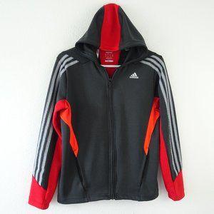 🌵 Youth Adidas Light Weight Zipper Sweat Jacket L